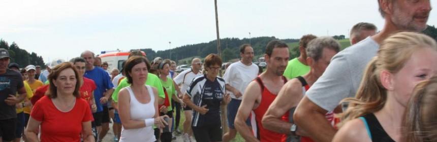Gemeindelauf Ramsau 2014