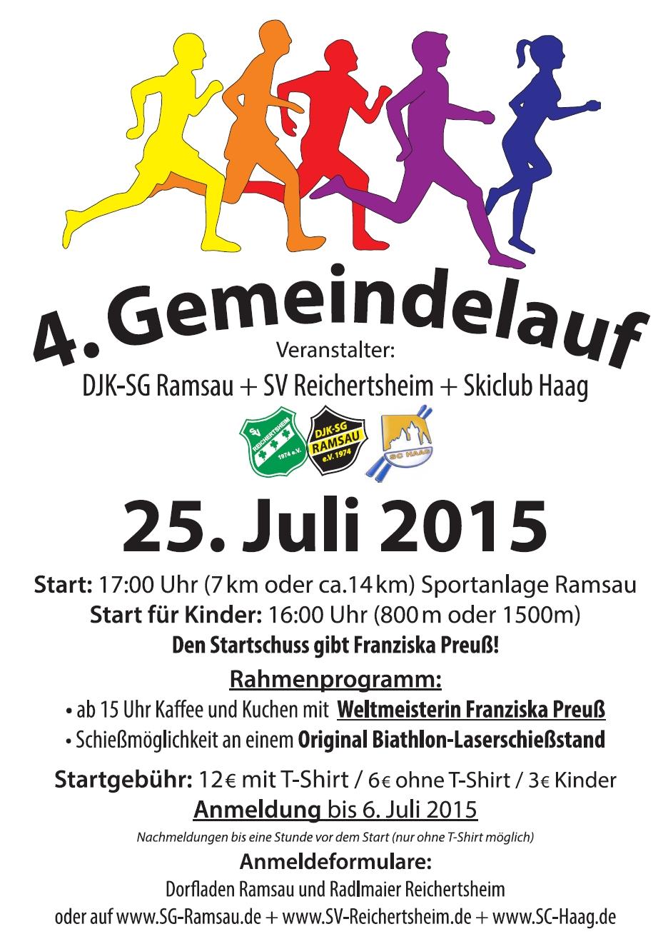 Gemeindelauf2015