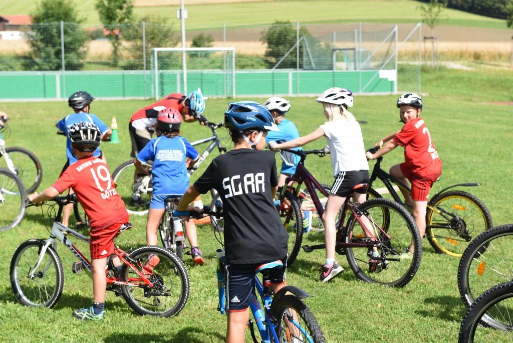 Artikel Sportwochenende Mountainbiken